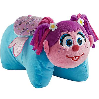 Pillow Pets Sesame Street Abby Cadabby Plush Sleeptime Lite