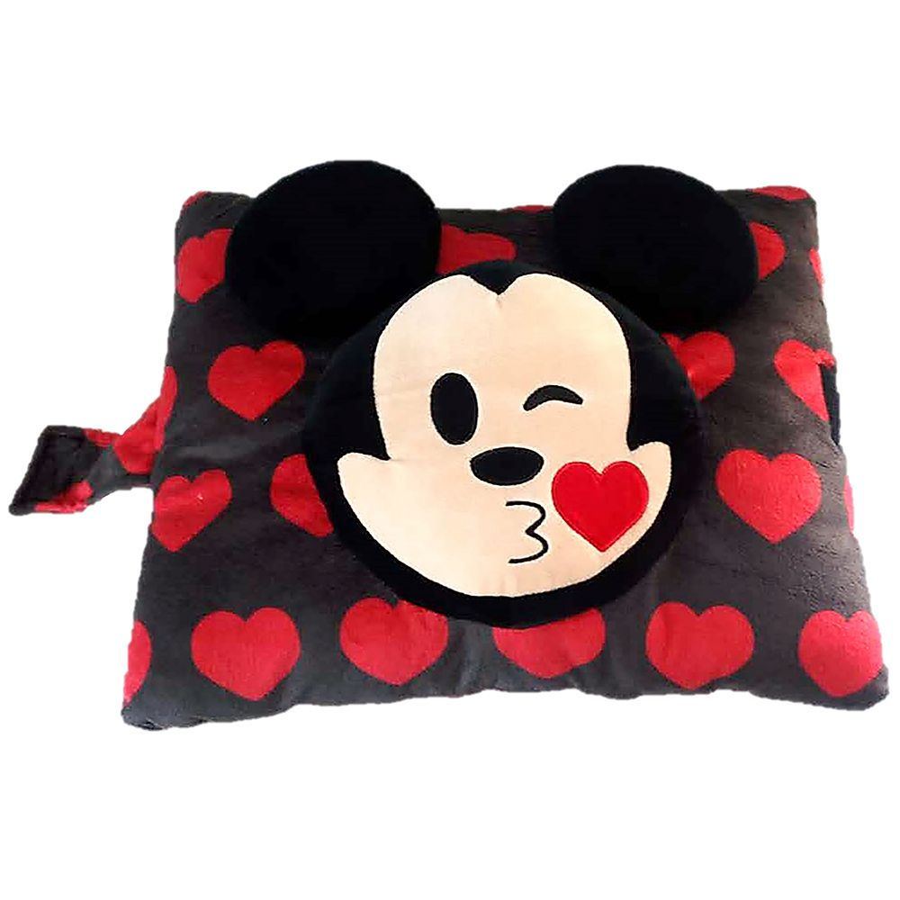 Disney's Mickey Mouse Emoji Stuffed Plush Toy by Pillow Pets