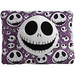 Disney's Nightmare Before Christmas Purple Jack Skellington Stuffed Plush Toy by Pillow Pets