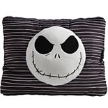 Disney's Nightmare Before Christmas Black Jack Skellington Stuffed Plush Toy by Pillow Pets