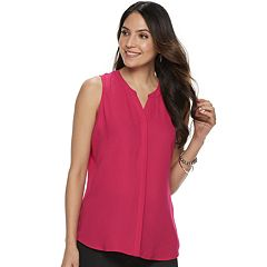 d441624655dabe Womens Pink Blouses Shirts   Blouses - Tops