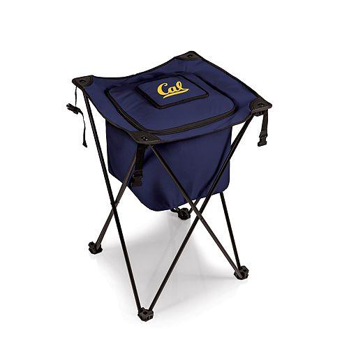 Picnic Time Cal Golden Bears Sidekick Portable Standing Cooler