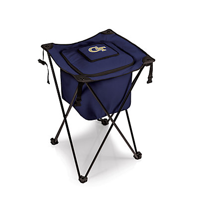 Picnic Time Georgia Tech Yellow Jackets Sidekick Portable Standing Cooler