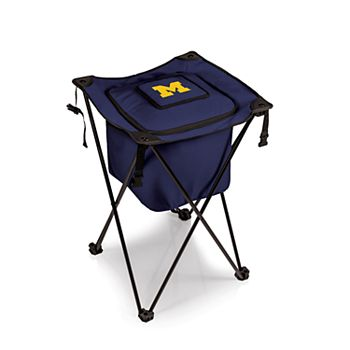 Picnic Time Michigan Wolverines Sidekick Portable Standing Cooler