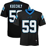 Boys 8-20 Carolina Panthers Luke Kuechly Jersey