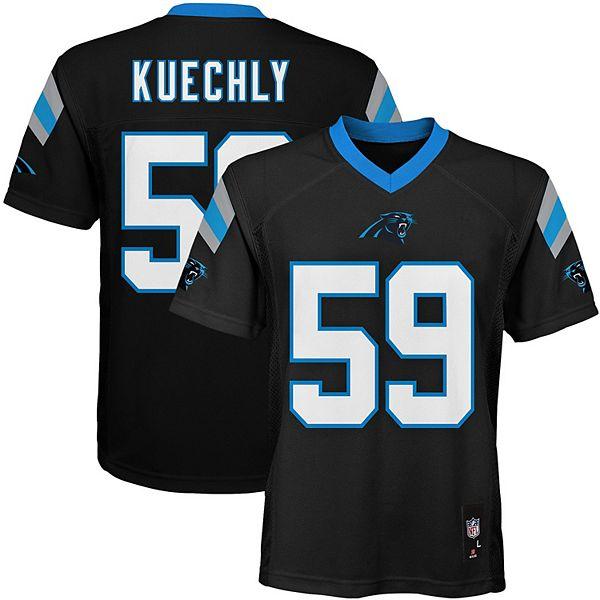 Boys 8-20 Carolina Panthers Luke Kuechly Jersey