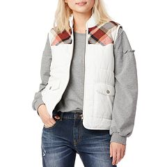 Juniors' Unionbay Shanna Quilted Vest