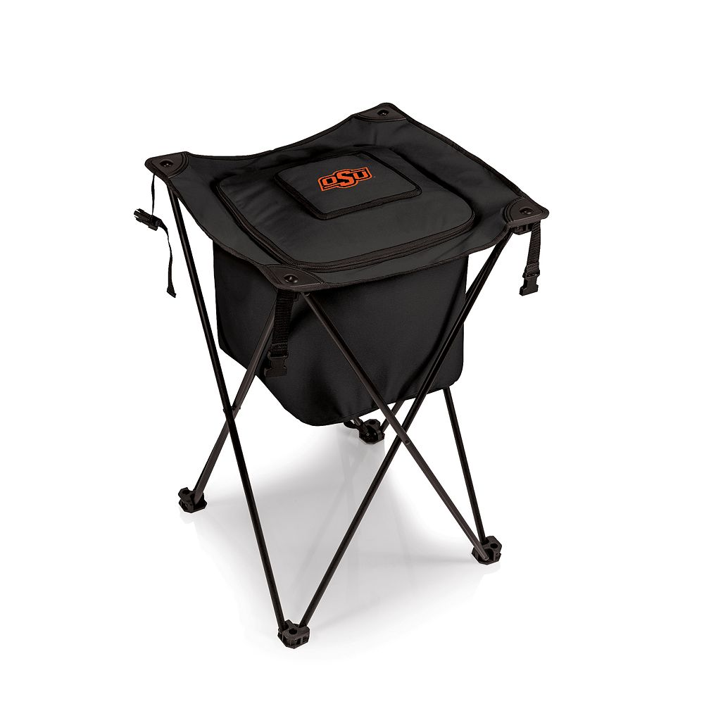 Picnic Time Oklahoma State Cowboys Sidekick Portable Standing Cooler