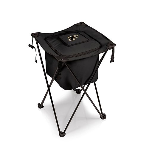 Picnic Time Purdue Boilermakers Sidekick Portable Standing Cooler