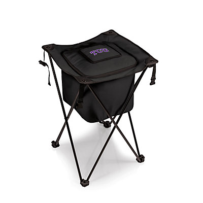 Picnic Time TCU Horned Frogs Sidekick Portable Standing Cooler