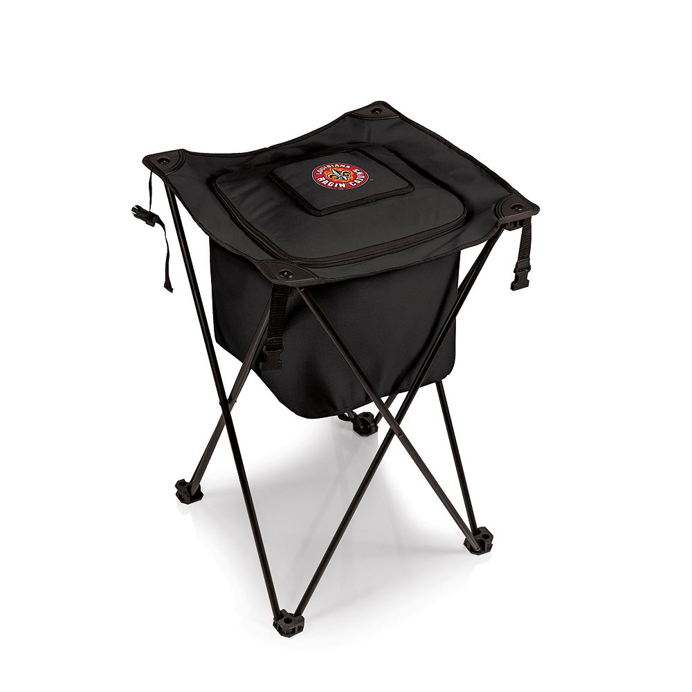 Picnic Time Lafayette Leopards Sidekick Portable Standing Cooler