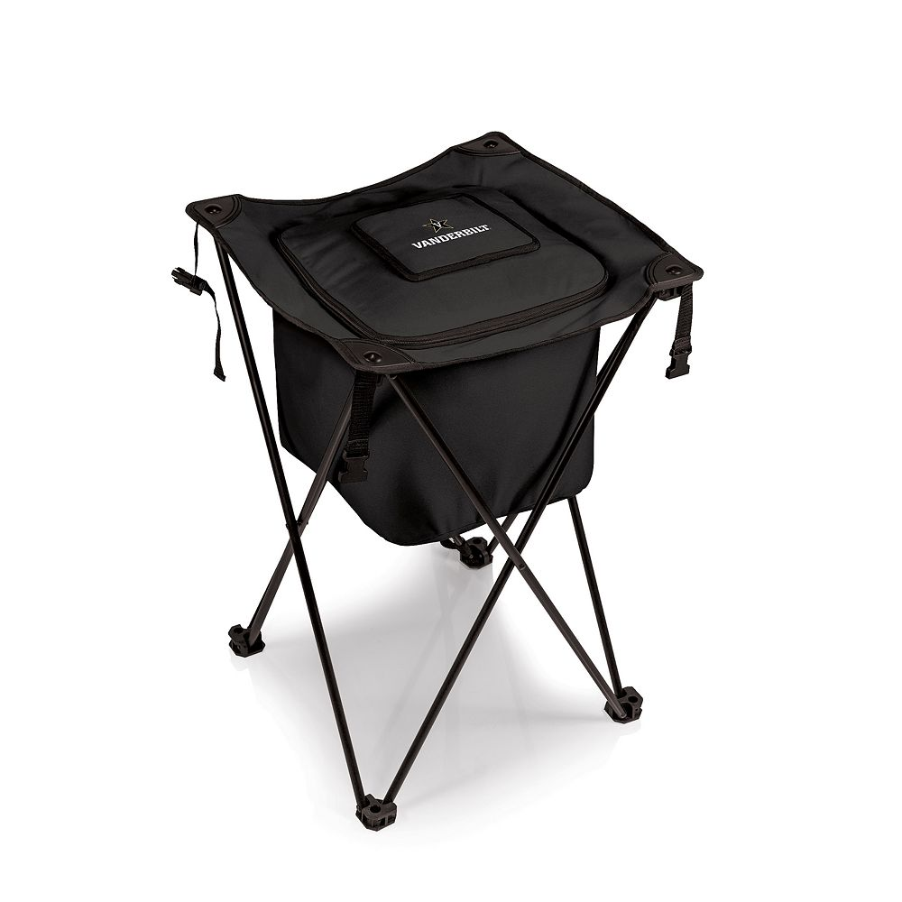 Picnic Time Vanderbilt Commodores Sidekick Portable Standing Cooler