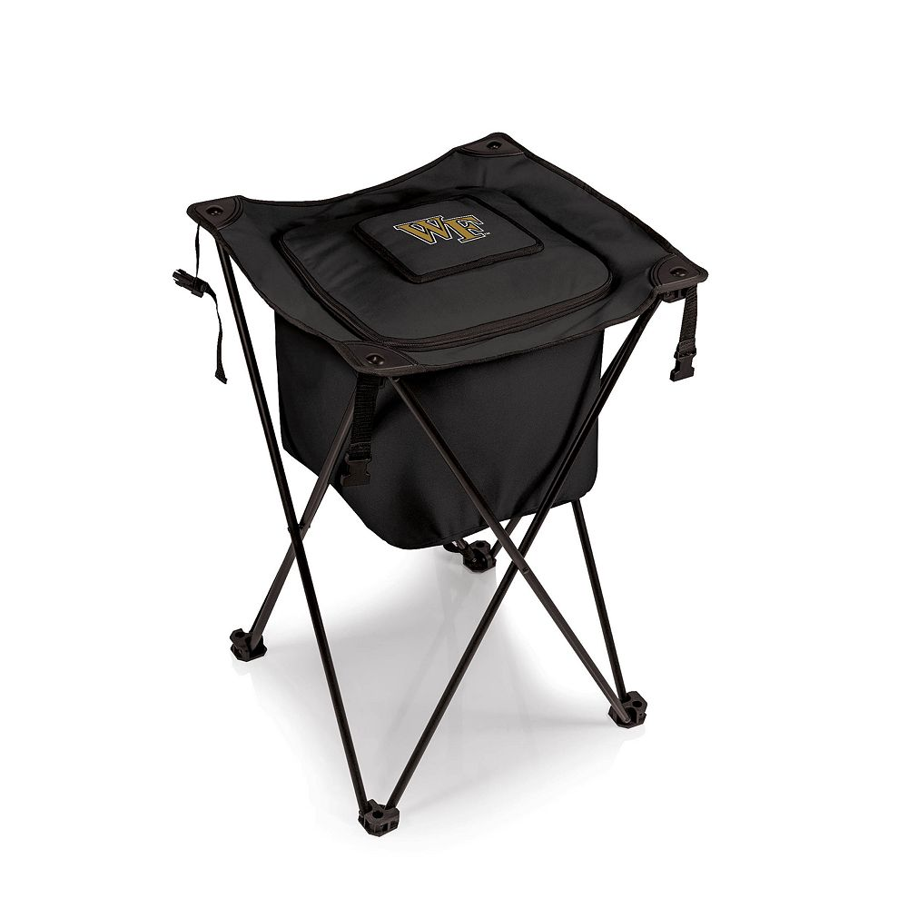 Picnic Time Wake Forest Demon Deacons Sidekick Portable Standing Cooler