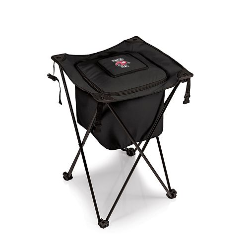 Picnic Time Wisconsin Badgers Sidekick Portable Standing Cooler