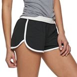Juniors' Soffe Dolphin Shortie Shorts