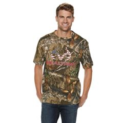 Men's Realtree Camo Americana Tee