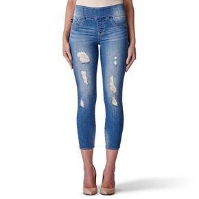 Women's Rock & Republic® Fever Pull-On Crop Skinny Jeans