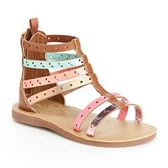 OshKosh B'gosh® Mila Toddler Girls' Gladiator Sandals