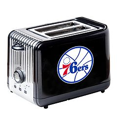 Philadelphia 76ers Two-Slice Toaster