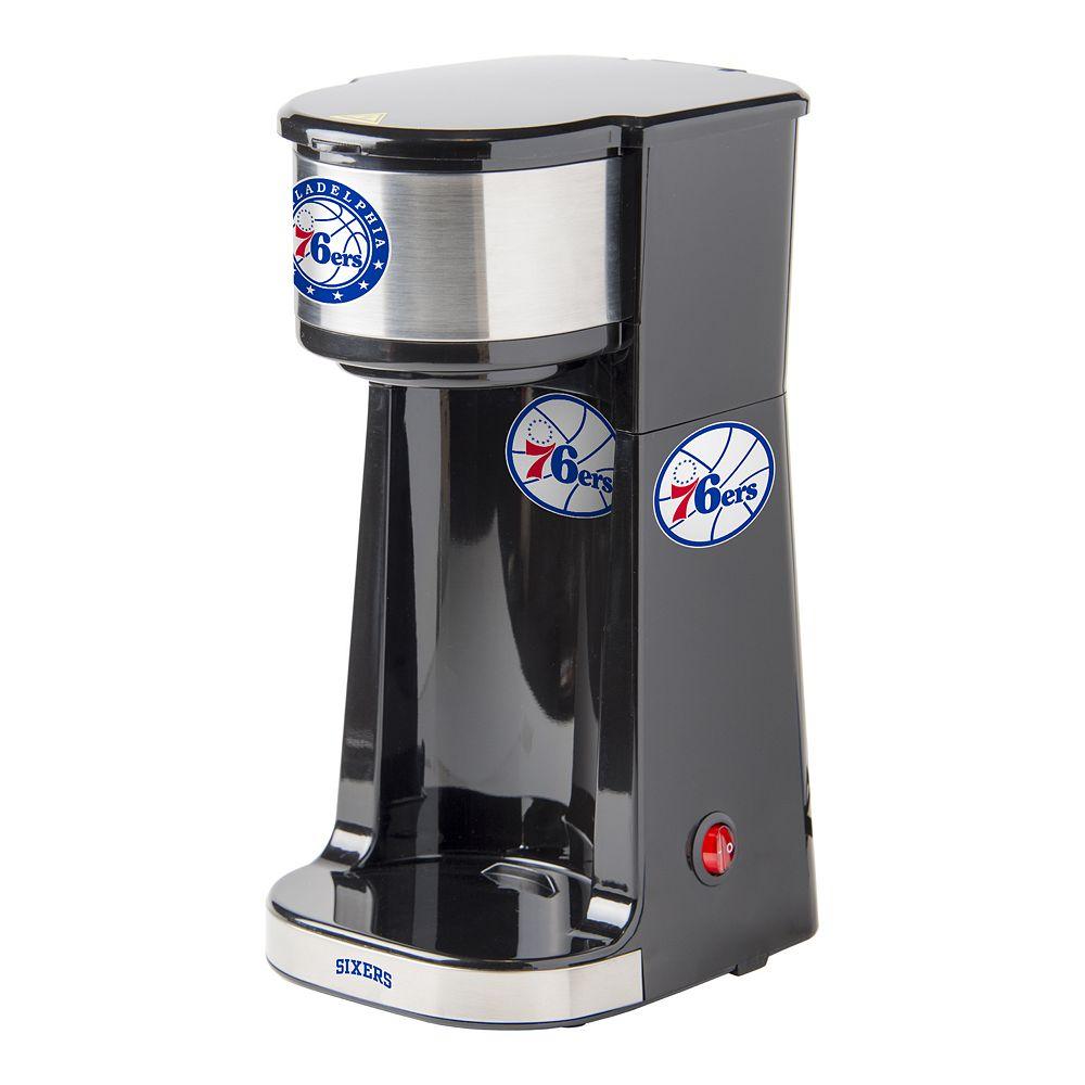 Philadelphia 76ers Small Coffee Maker