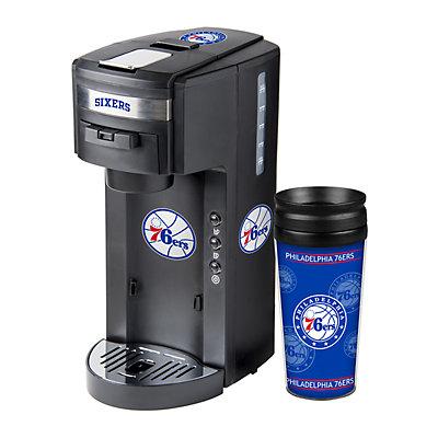 Philadelphia 76ers Deluxe Coffee Maker