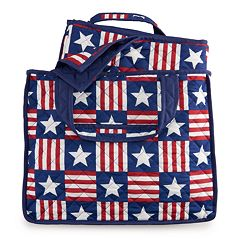 Quilted Beach Blanket & Tote