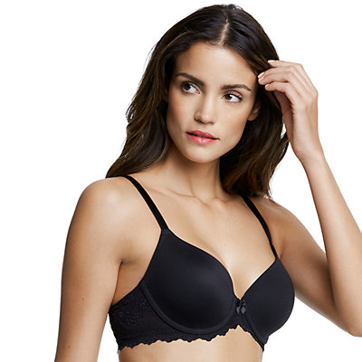 DOMINIQUE Bras: Lace Everyday Countour T-Shirt Bra 3501