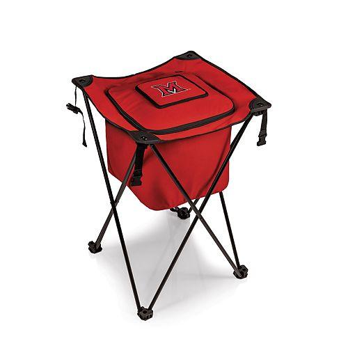 Picnic Time Miami RedHawks Sidekick Portable Cooler