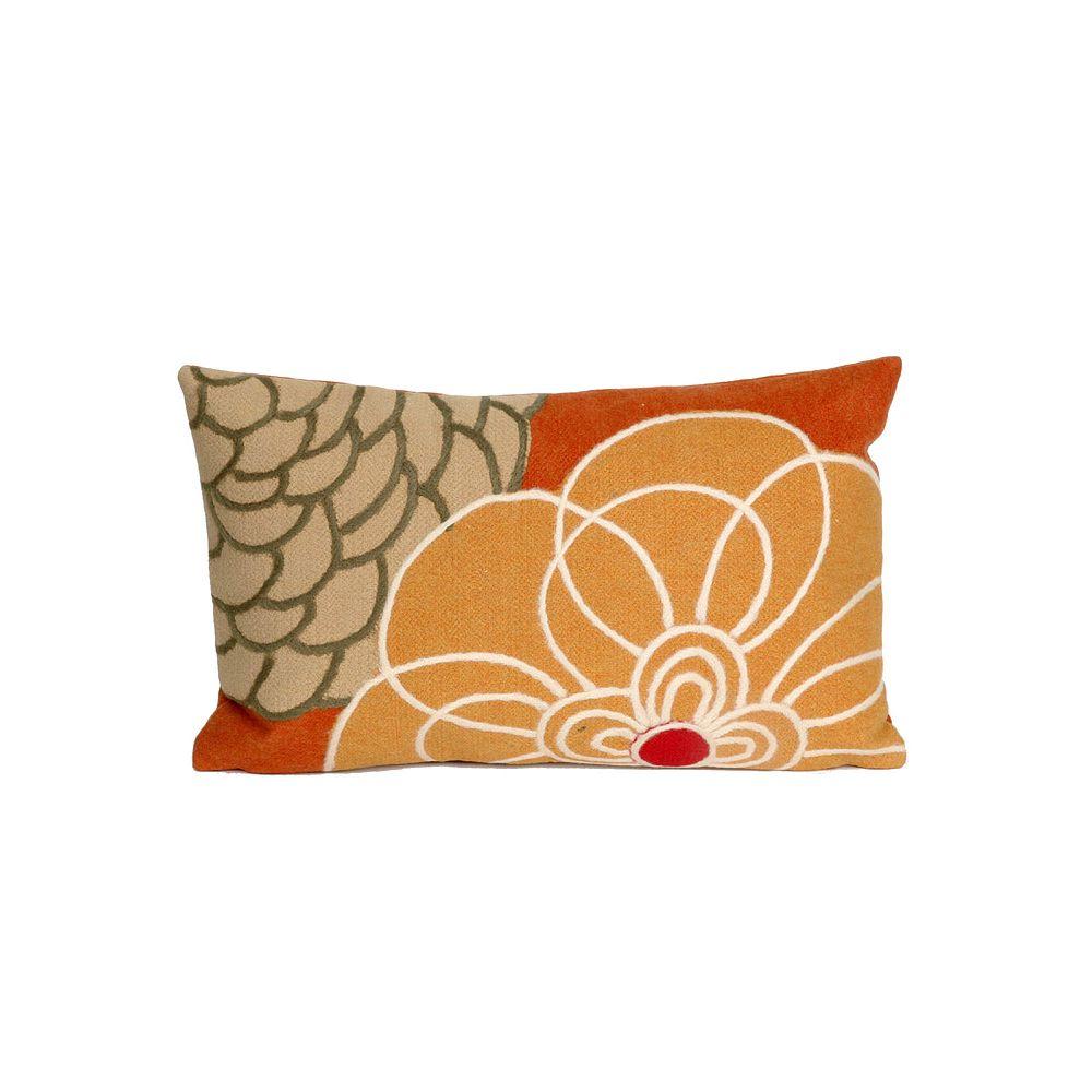 Liora Manne Visions III Disco Indoor Outdoor Throw Pillow