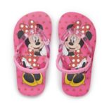 Disney's Minnie Mouse Toddler Girl Flip Flops