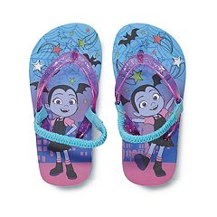 Disney's Vampirina Toddler Girl Flip Flops