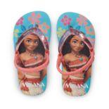 Disney's Moana Toddler Girl Flip Flops