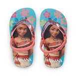 Disney's Moana Toddler Girl Flip Flops