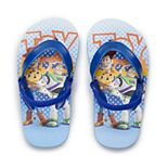 Disney / Pixar Toy Story Toddler Boy Flip Flops
