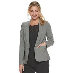 Juniors' Candie's® Suiting Blazer