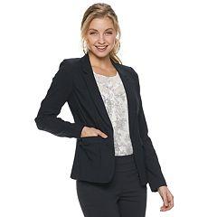 Juniors' Candie's® Suiting Blazer