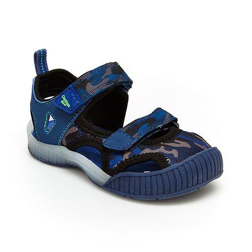 13156ddded52 OshKosh B gosh® Zap Toddler Boys  Light Up Sandals
