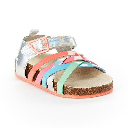 OshKosh B'gosh® Clover Toddler Girls' Sandals