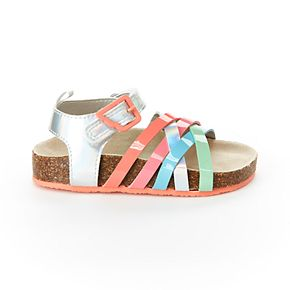 OshKosh B'gosh® Clover Toddler Girls' Sandals