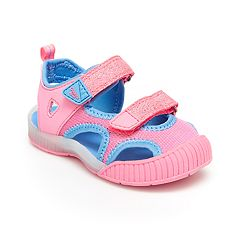OshKosh B'gosh® Zap Toddler Girls' Light Up Sandals