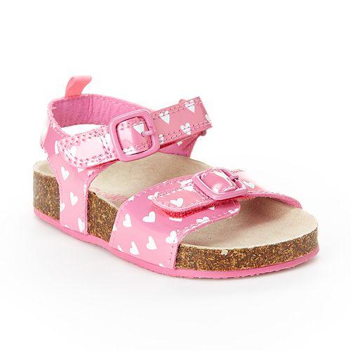 06a55b41b OshKosh B gosh® Skye Toddler Girls  Sandals