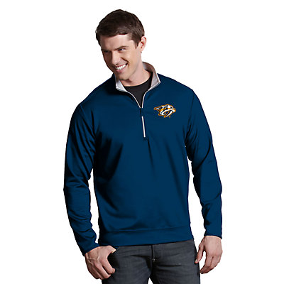 Men's Antigua Nashville Predators Leader Pullover