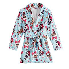 Girls 4-12 L.O.L. Surprise! Plush Robe