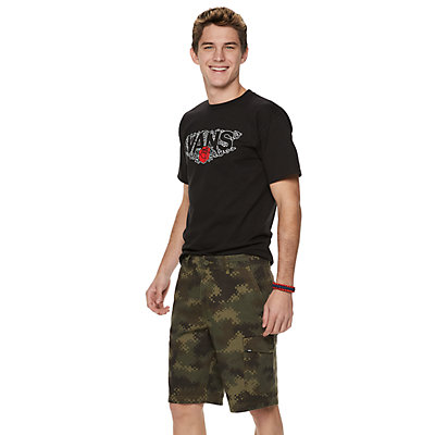 Men's Vans Checkmo Shorts