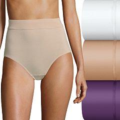Bali Incredibly Soft 3-Pack Brief Panty DFSBF3