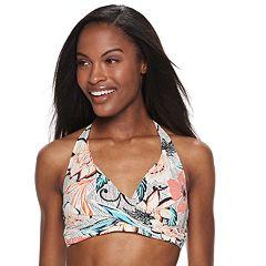 73b24227a0 Women's Apt. 9® Twist Front Halter Bikini Top