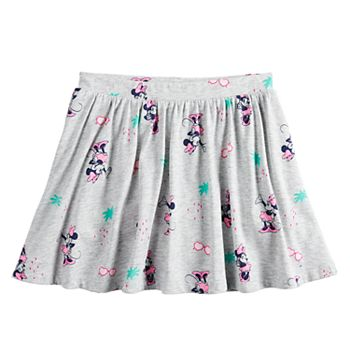 Disney's Minnie Mouse Girls 4-12 Print Skort by Jumping Beans®