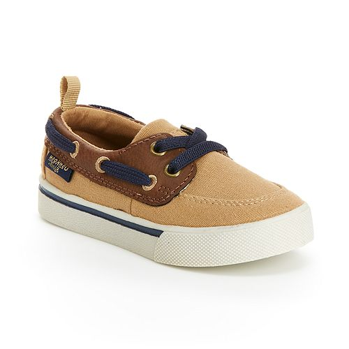 OshKosh B'gosh® Albie Toddler Boys' Boat Shoes