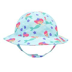 8a79d88dbe0 Baby Girl Mermaid Sun Hat