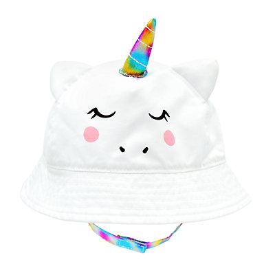 Baby Girl Unicorn Sun Hat